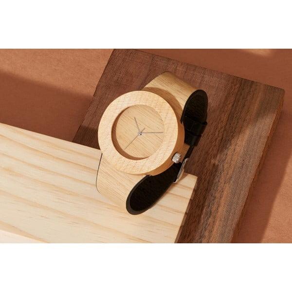 Dřevěné hodinky Analog Watch Co. Silverheart & Maple