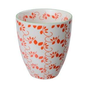 Porcelánový šálek Spring Red, 8,7x9,8 cm