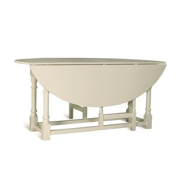 Skládací stolek Antique Ivory