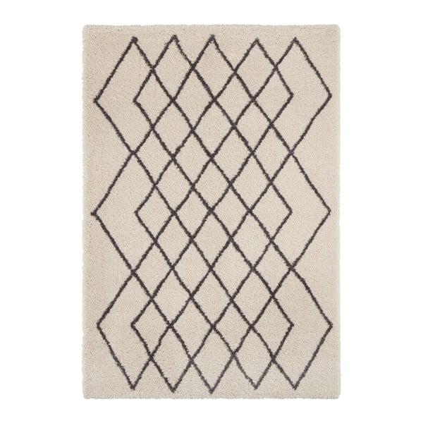 Kremowo-szary dywan Mint Rugs Allure, 160x230 cm