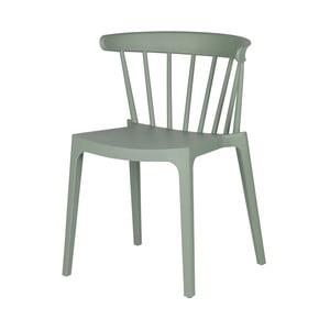 Zelená jídelní židle De Eekhoorn Bliss