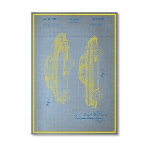 Plakát Studebaker, 30x42 cm