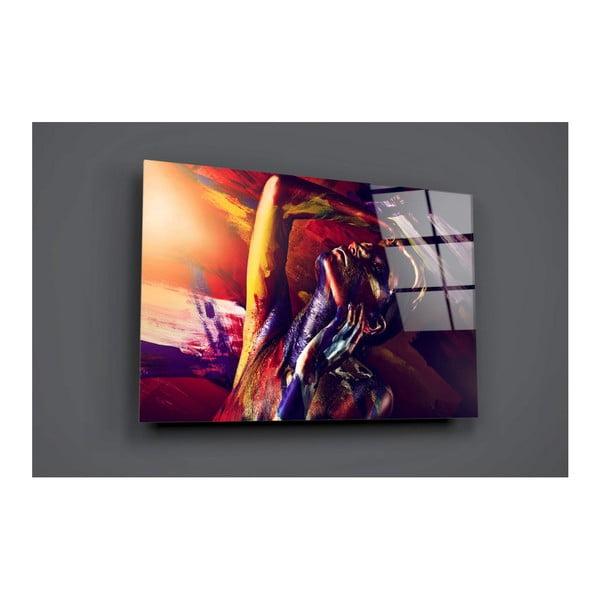 Tablou din sticlă Insigne Muresso, 110 x 70 cm