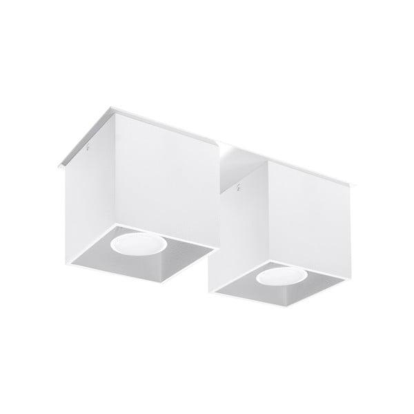 Bílé stropní světlo Nice Lamps Geo2