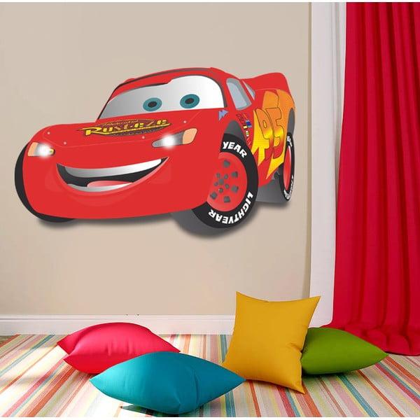 Samolepka na stěnu McQueen, 90x120 cm