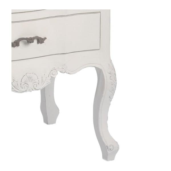 Noční stolek Paulownia