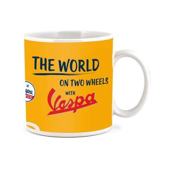 Hrnek Vespa The World, 300 ml