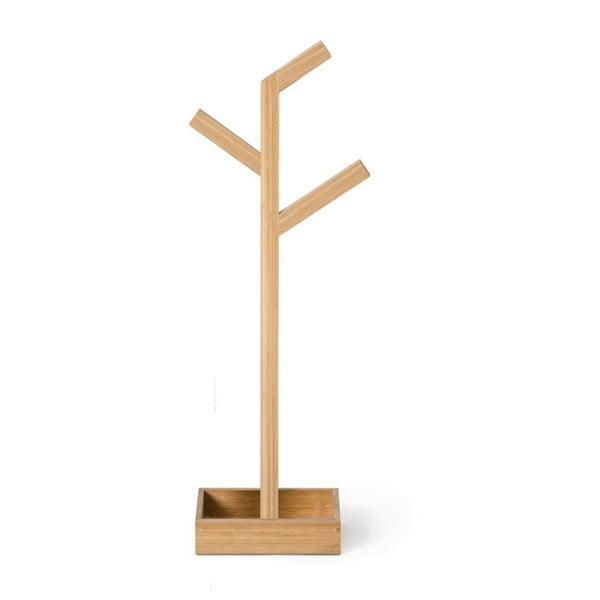 Bambusový stojan na osušky Wireworks Branch Bamboo