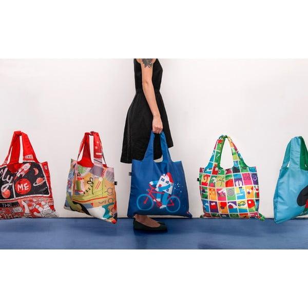 Skládací nákupní taška Sexy