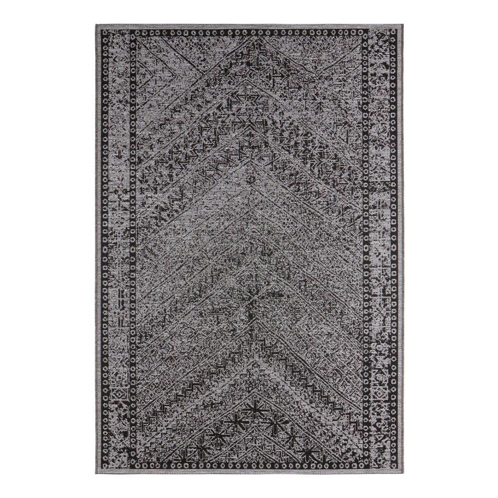 Šedý venkovní koberec Bougari Mardin, 200 x 290 cm