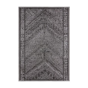 Covor potrivit pentru exterior Bougari Mardin, 140 x 200 cm, gri imagine