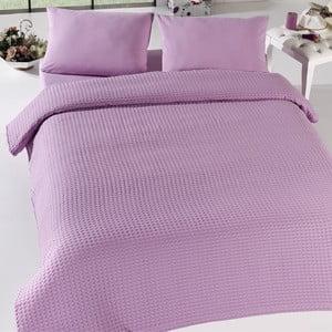 Přehoz přes postel Burumcuk Lilac, 160x240 cm