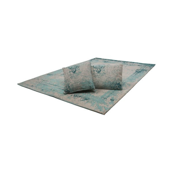 Polštář Select Tyrkys, 40x60 cm