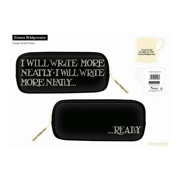 Pouzdro I will write more neatly