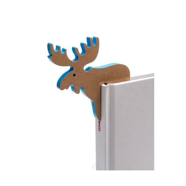 Semn de carte în formă de cerb Thinking gifts Woodland