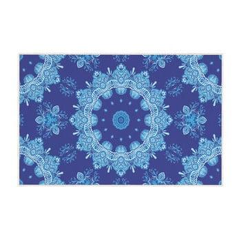 Covor Oyo home Zelda, 140x220cm, albastru