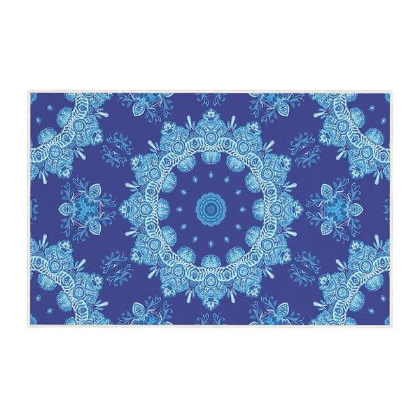 Modrý koberec Oyo home Zelda, 100x140cm