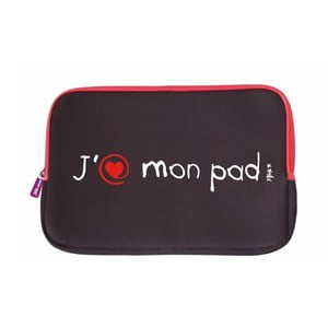 Pouzdro na tablet o úhlopříčce 10'' Incidence J'aime Mon Pad