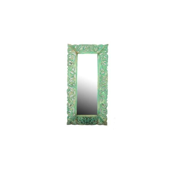 Zrcadlo Orient 60x120 cm, modré