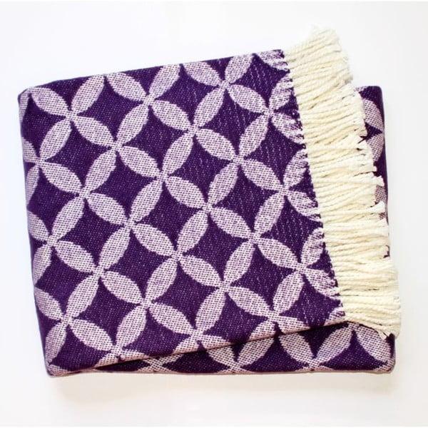 Deka Petalo Purple, 140x180 cm