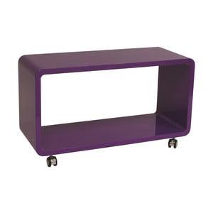 Konzolový stolek Casablance Purple
