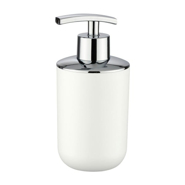 Bílý dávkovač mýdla Wenko Brasil, 320 ml