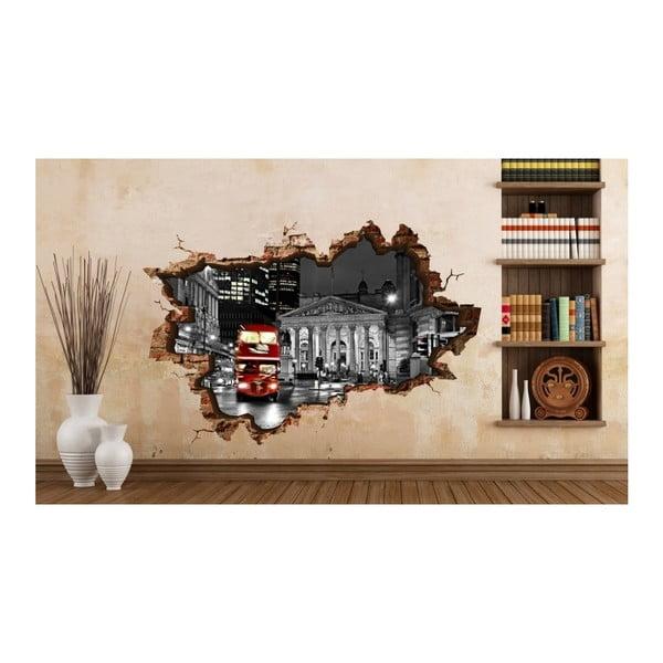 Autocolant de perete Insigne Jordy, 70 x 45 cm