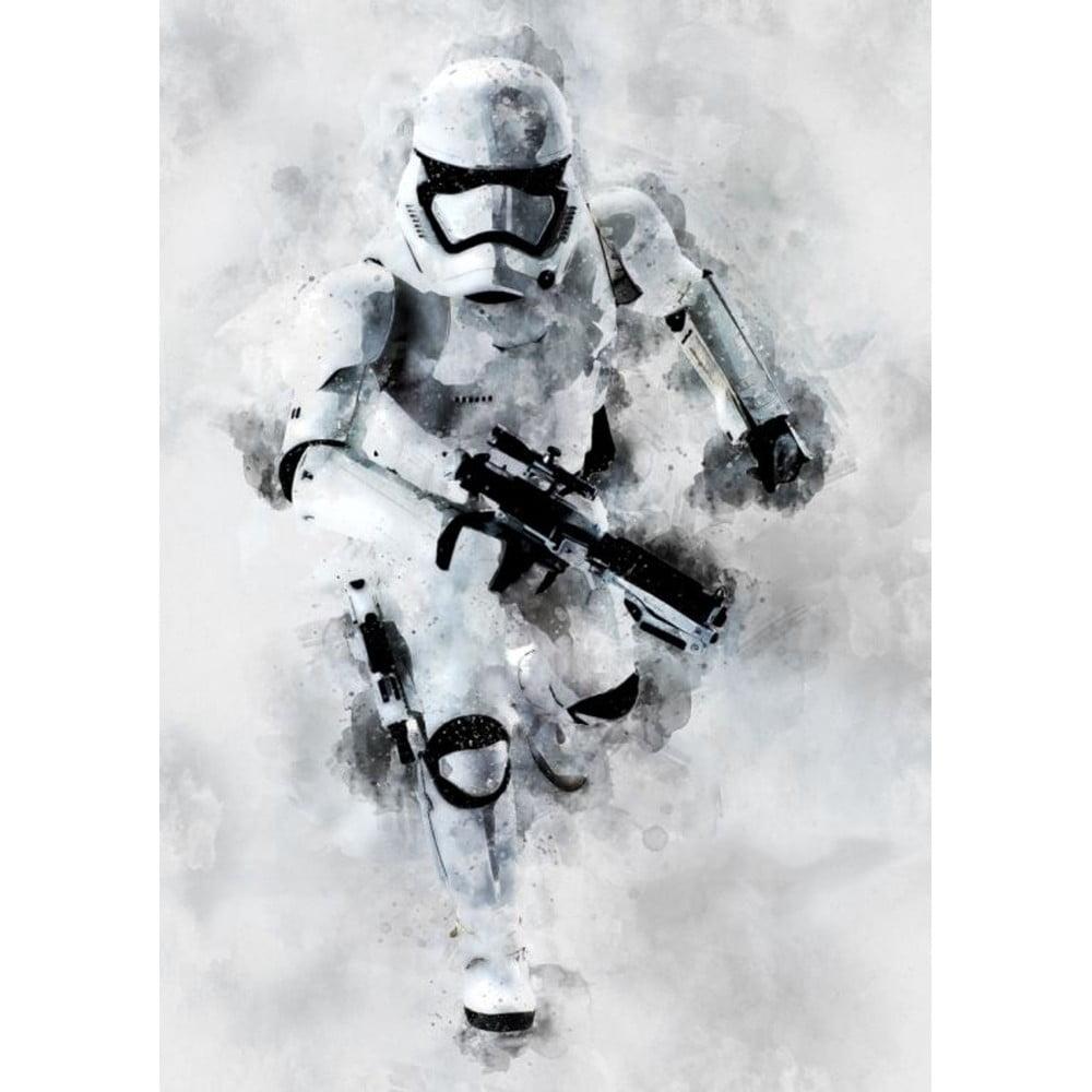 Plakát Blue-Shaker Star Wars 77, 30 x 40 cm