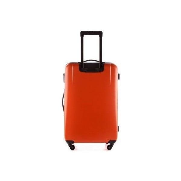 Kufr City Life 28', oranžový