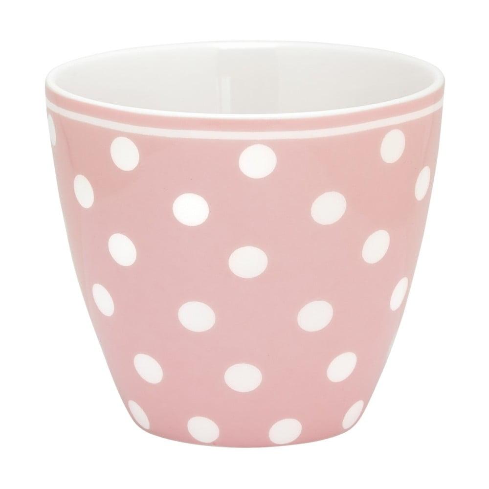 Hrnek Green Gate Latte Naomi Pink, 0,3 l
