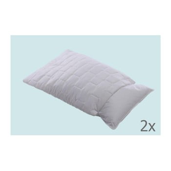 Set 2 fețe de pernă/protecție Eponj Home Protector,50x70cm imagine