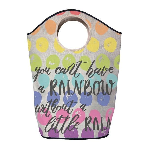 Koš na prádlo Rainbow Quotes