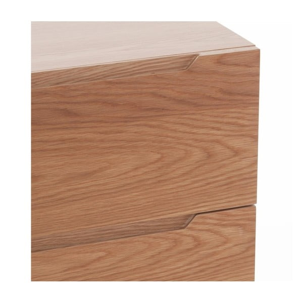 Komoda ze dřeva a kovu Ángel Cerdá Notio