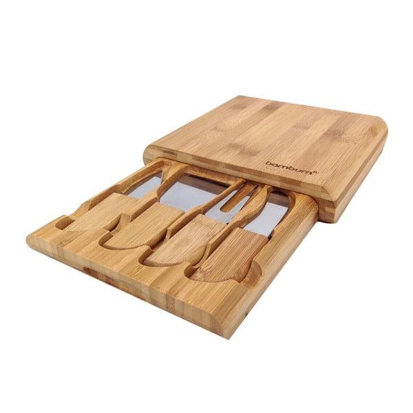 Sýrový set Bambum Gravyer