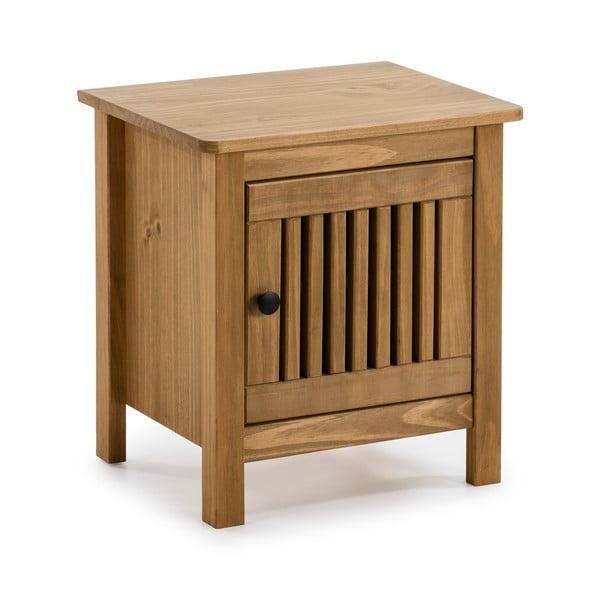 Dřevěný noční stolek Marckeric Bruna