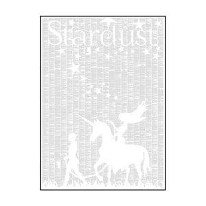 Knižní plakát Hvězdný prach, 70x100 cm