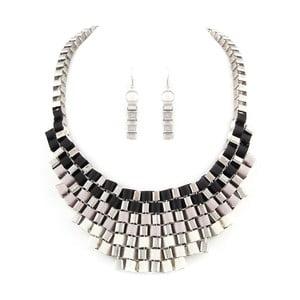 Set náhrdelník a náušnice Olivia