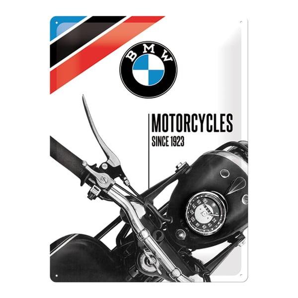 Plechová cedule Motorcycles 1923, 30x40 cm