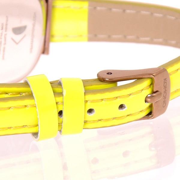 Hodinky Moneypenny Dayglow Yellow