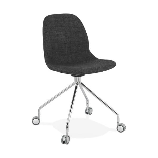 Šedá kancelářská židle Kokoon Ruleta