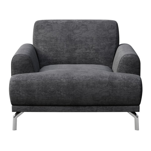 Puzo sötétszürke fotel - MESONICA