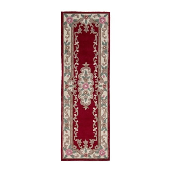 Vlněný běhoun Flair Rugs Lotus Aubusson, 67 x 210 cm