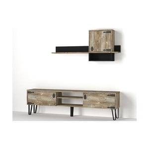 Set comodă TV cu etajeră Etajeră Costa