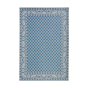 Modrý koberec vhodný i na ven bougari Royal, 115x165cm