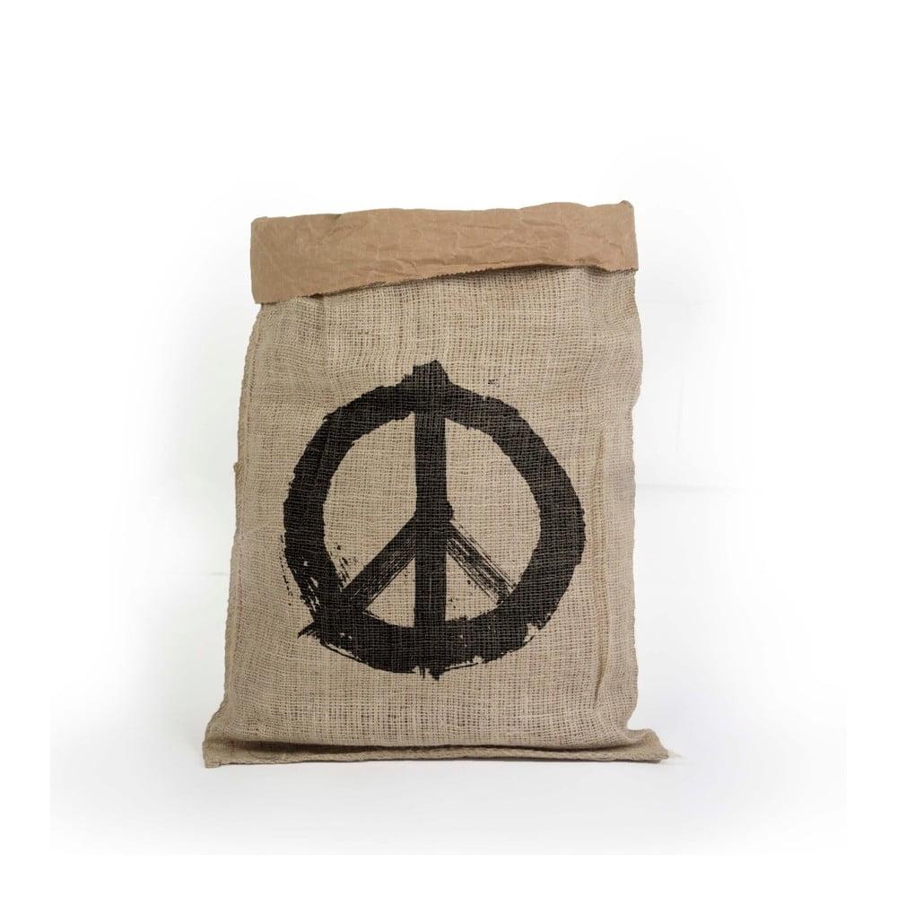 Úložný koš z recyklovaného papíru Surdic Yute Pacem
