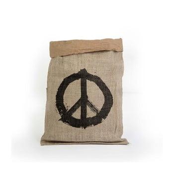 Coş depozitare din hârtie reciclată Surdic Yute Pacem imagine