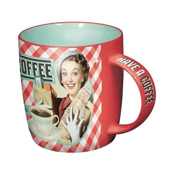 Keramický hrnek Postershop Have a Coffee