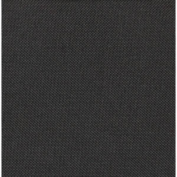 Rozkládací pohovka Sly, černá