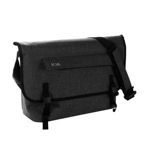Taška Superbag Messenger Dark Grey