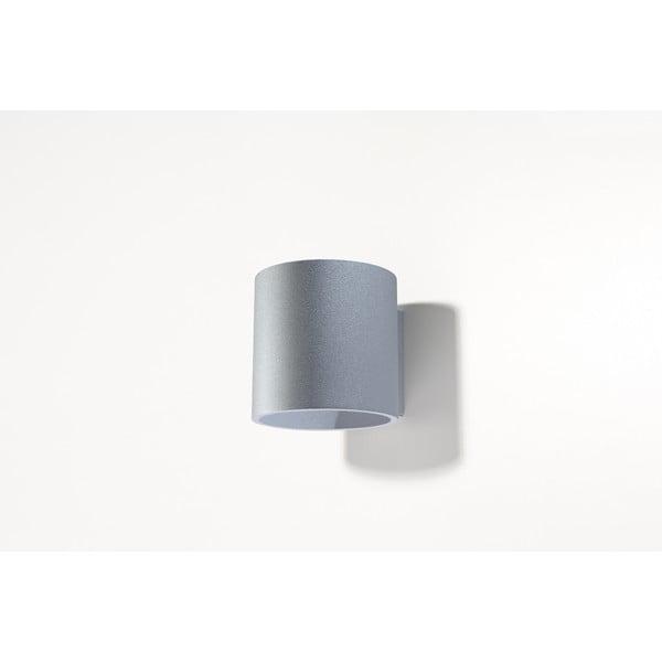 Aplică de perete Nice Lamps Roda 1 Grey